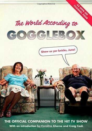 "1 of 1 - ""AS NEW"" The World According to Gogglebox, Gogglebox, Book"