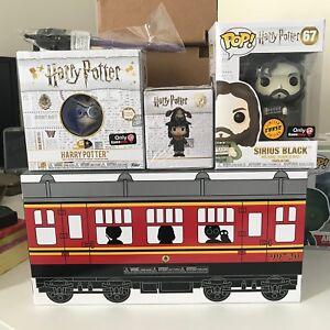 Funko-POP-Harry-Potter-GameStop-Exclusive-Train-Mystery-inc-Sirius-Black-CHASE