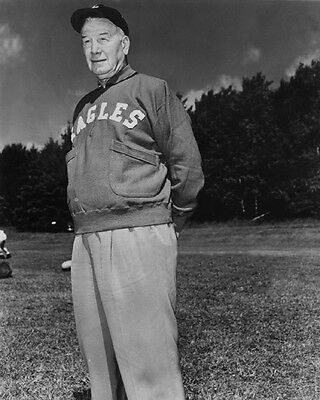 1950 Philadelphia Eagles Coach EARLE GREASY NEALE Glossy 8x10 Photo Print Poster