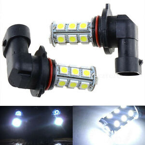 For-Ford-F150-F250-2002-2010-9145-Fog-Lights-LED-6000K-HID-White-Xenon-Bulbs-US