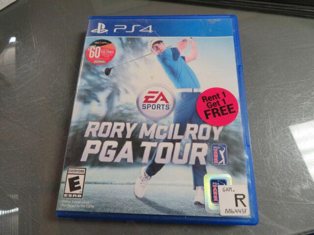 Rory McIlroy PGA Tour (PlayStation 4, 2015) PS4 | eBay