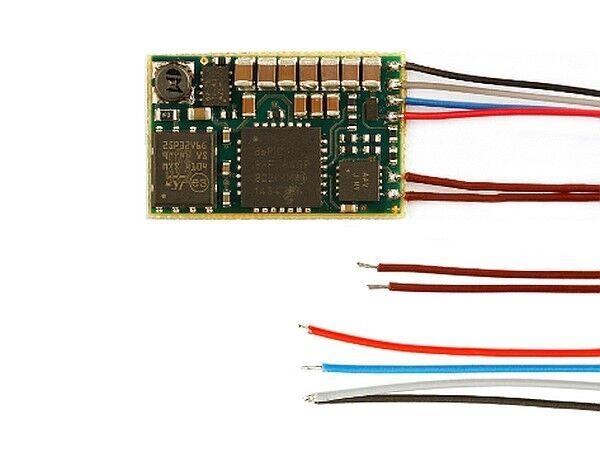 Doehler & Haass SH10A-3 Fahrzeugsoundmodul für SUSI mit Anschlusslitzen