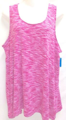 Columbia Women/'s Sunset Cove EXS Tank Top Athletic Running Gym L Pink NEW