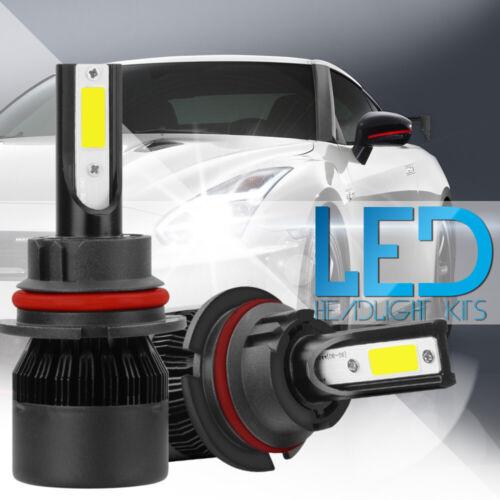 1800W 270000LM LED Headlight Kit 9007 HB5 Hi//Lo Beam Bulb White 6000K High Power