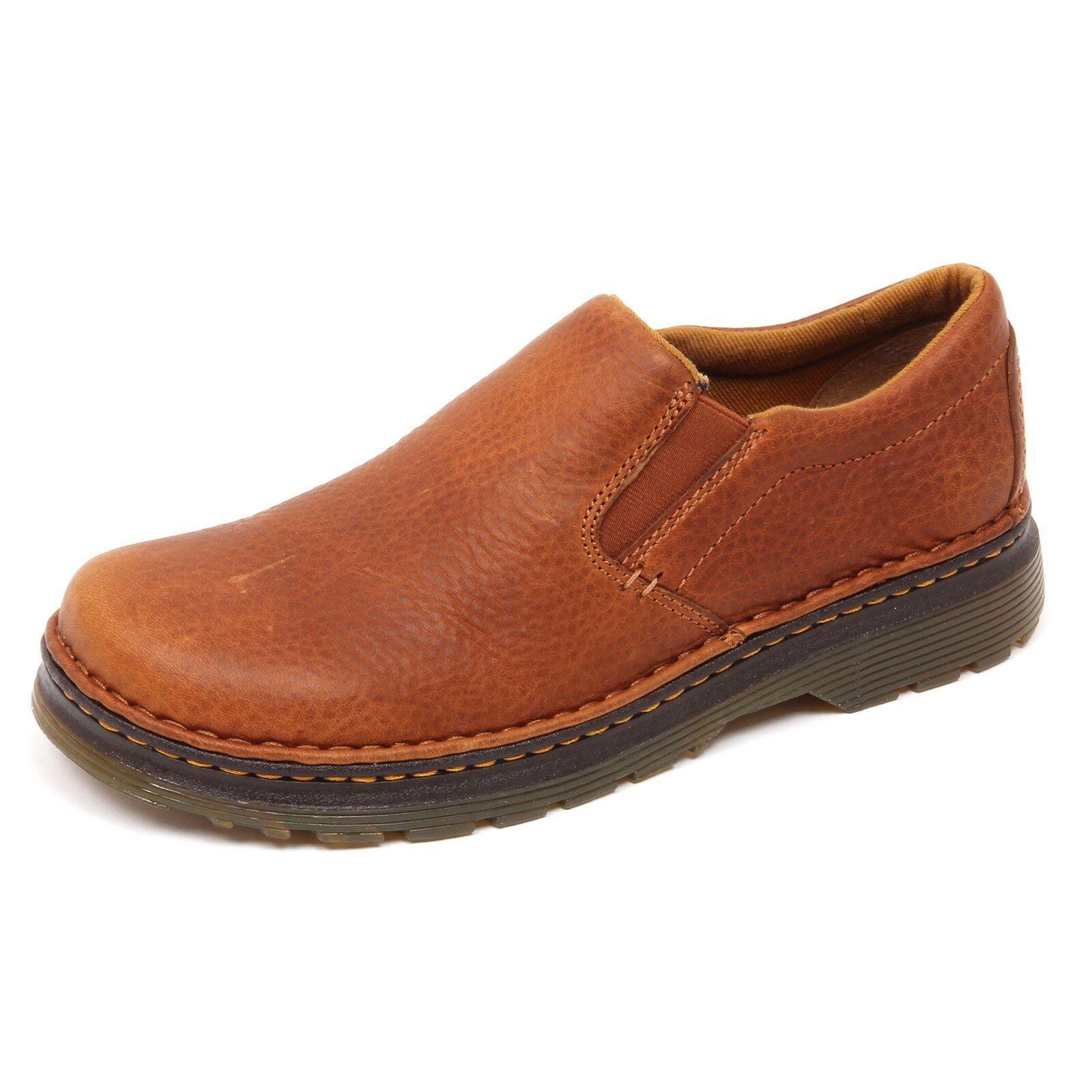 D3186 (without box) scarpa uomo DR. MARTENS cuoio cuoio cuoio vintage slip on scarpe man | Buon design  66438f