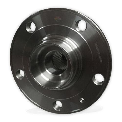 For Vw Passat 2.0 TDI 2005/>2011 2x Front Hub Wheel Bearing Kit Pair Left Right