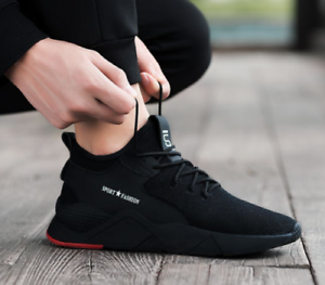NEW-Fashion-Men-039-s-Casual-Fashion-Sneakers-Running-Shoes-Sports-Athletic-Shoes