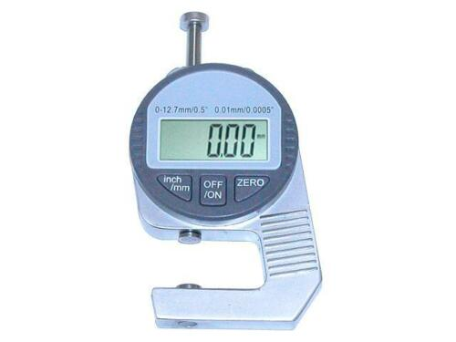 Digital Thickness Gauge Measurement Paper Parts