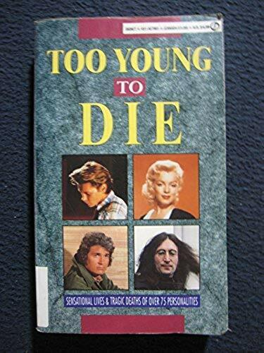 Too Young to Die [Mar 01, 1994] Consumer Guide Editors