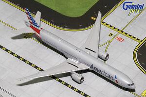 Gemini Jets American Airlines Boeing 777-300er 1/400 Diecast Model Reg N720AN