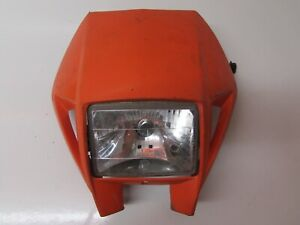 KTM-EXC-F-450-2003-FRONT-LIGHT-amp-COVER-WILL-FIT-OTHER-YEARS-KTM006