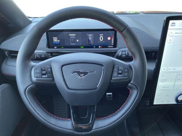 Ford Mustang Mach-E  Extended Range AWD billede 13