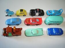 DISNEY PIXAR CARS 3D FIGURINES SET ZAINI - FIGURES TOYS COLLECTIBLES MINIATURES