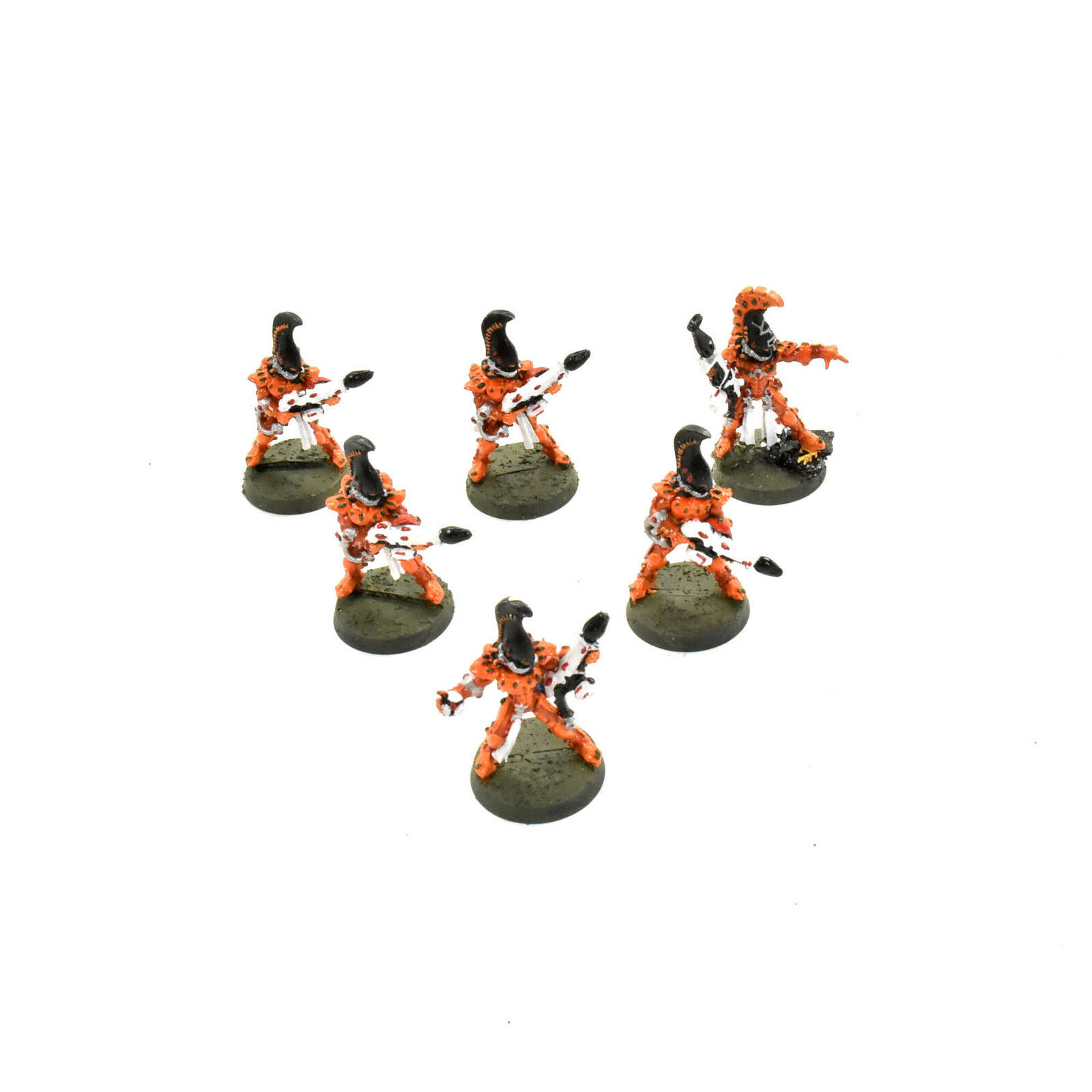 ELDAR 6 fire dragons METAL Warhammer 40K craftworlds