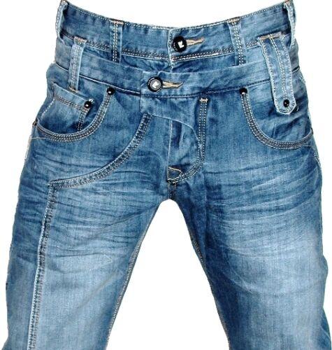 Jeans Hose Rusty Neal Vintage Star Top Look Denim W 30 31  L 34