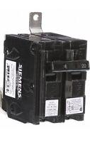 Siemens QJH23B200 w// S01QJ0R3 Shunt Trip 200 Amp Circuit Breaker w// Test Report