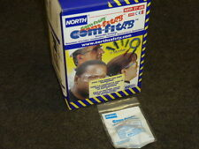 New Com Fit Ab Earplugs 100 Pair Nrr 27 281604 By North Safety