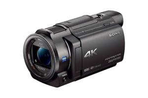 Sony-Handycam-FDR-AX33-4K-Digital-Camcorder-Refurbished