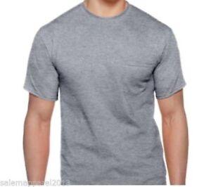 Gildan-Pocket-T-shirt-2-Pack