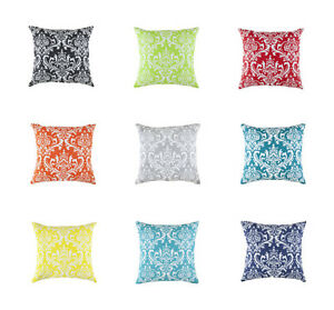 treewool 2 pack cotton canvas damask accent decorative