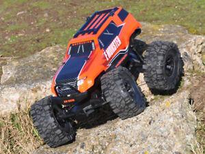BSD-Racing-Monster-Truck-4WD-2-4GHz-E-Radio-Control-Remoto-Rock-Crawler-Naranja