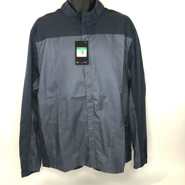 8f8ce2cf6 Mens Nike Shield Full-zip Performance Golf Jacket 892274-011 2xl for ...