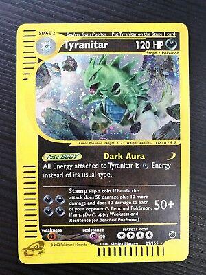 Tyranitar 66//165 POKEMON ENGLISH #NSF3 Expedition