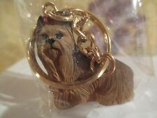 YORKSHIRE TERRIER ~  key chain  great gift