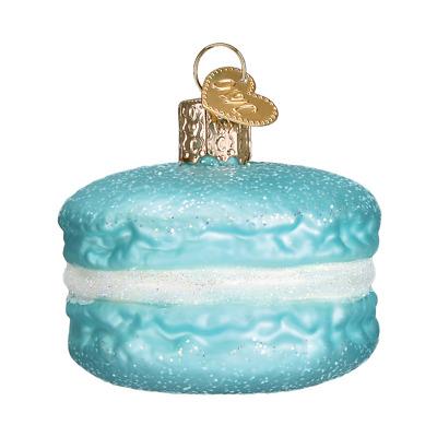 "44136 /""Sleeping Bag/"" X Old World Christmas Glass Ornament w// OWC Box"