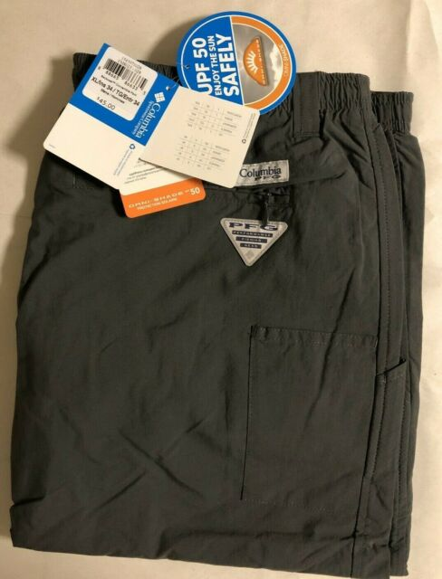 Columbia Men/'s Backcast Convertible Sun Pants Quick Drying