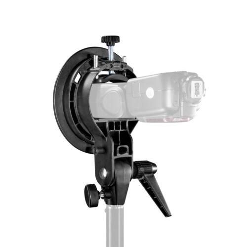 Walimex spot dolo//lichttubus//Snoot para compacto relámpago//aufsteckblitz