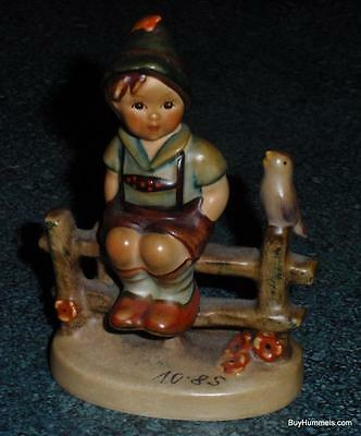 Wayside Harmony Goebel Hummel Figurine #111 3/0 TMK4 Lot #1 $0.99 Starting Bid!