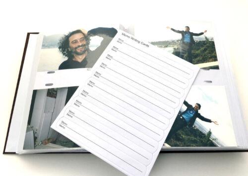 Foto Album Classic ottima fattura ecopelle a tasche 10x15-300 foto memo