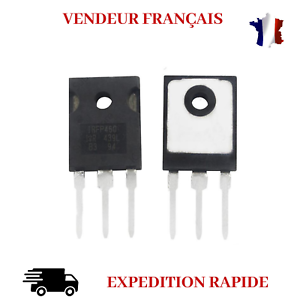 IRFP460 TRANSISTOR MOSFET N-CHANNEL 20A 500V 0.27 Ohm 280W TO-247 1PCS