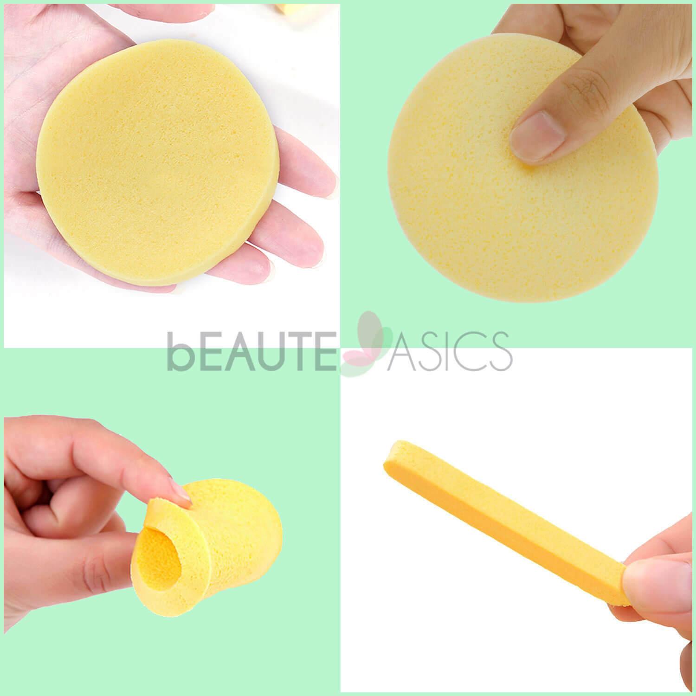 Face Secrets Professional Exfoliating Cleansing Sponges For Sale Online Ebay
