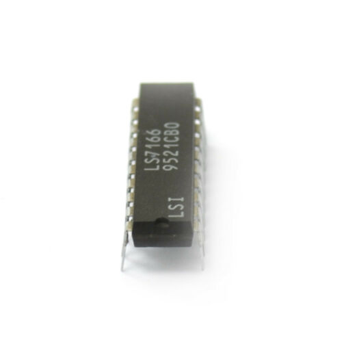 LS7166  Package:DIP-20,24-BIT QUADRATURE COUNTER