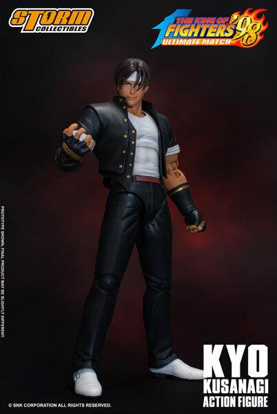 Centro comercial profesional integrado en línea. The King of Fighters '98 Ultimate Ultimate Ultimate Match Kyo Kusanagi Storm Collectibles JP New  n ° 1 en línea