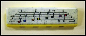 FOR-SERIOUS-COLLECTORS-034-HOHNER-034-PLASTIC-CHILD-039-s-HARMONICA