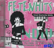 FETENHITS + CD + Neue Deutsche Welle + 16 Kult Hits + Nena + UKW + Extrabreit ua