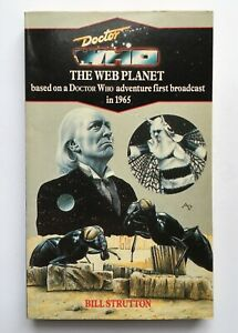 Details about Doctor Who - The Web Planet (Zarbi) - Virgin Blue Spine  Reprint Target 73