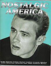 Nostalgic America Magazine: James Dean, March 2017