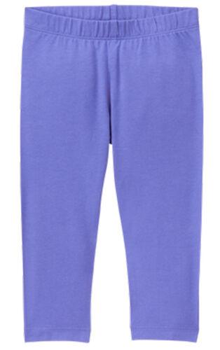 Gymboree Girl Mix /& Match Capri Leggings Blue or Floral 5 6 14 NWT Retail Store