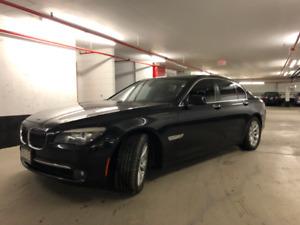 2011 BMW 750i xDrive