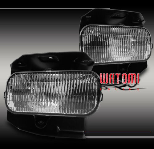 99-04 FORD F150//F250 SUPER DUTY//01 02 EXPEDITION BUMPER DRIVING FOG LIGHT CHROME