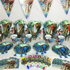 Moana Theme Tableware Set Baby Shower Birthday Party Supplies Table Decoration