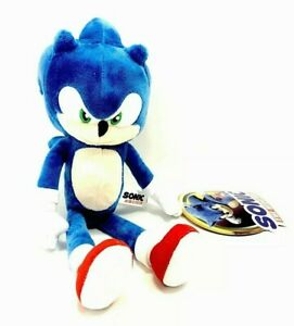 NEW-Exclusive-SONIC-THE-HEDGEHOG-MOVIE-Toy-Factory-12-Plush-Doll-2020-Sega-NWT