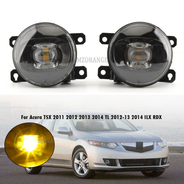 Fog Light Replacement For Acura TSX 2011-2014 TL 2012-2014