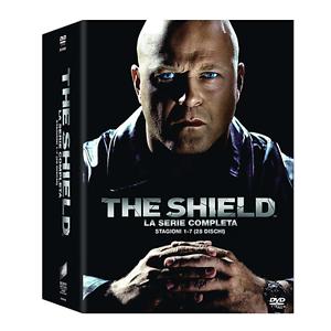 STV-THE-SHIELD-La-Serie-Completa-Stagioni-1-7-28-DVD-sigillato