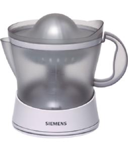 Presse-Agrumes Blanc de Siemens mc30000