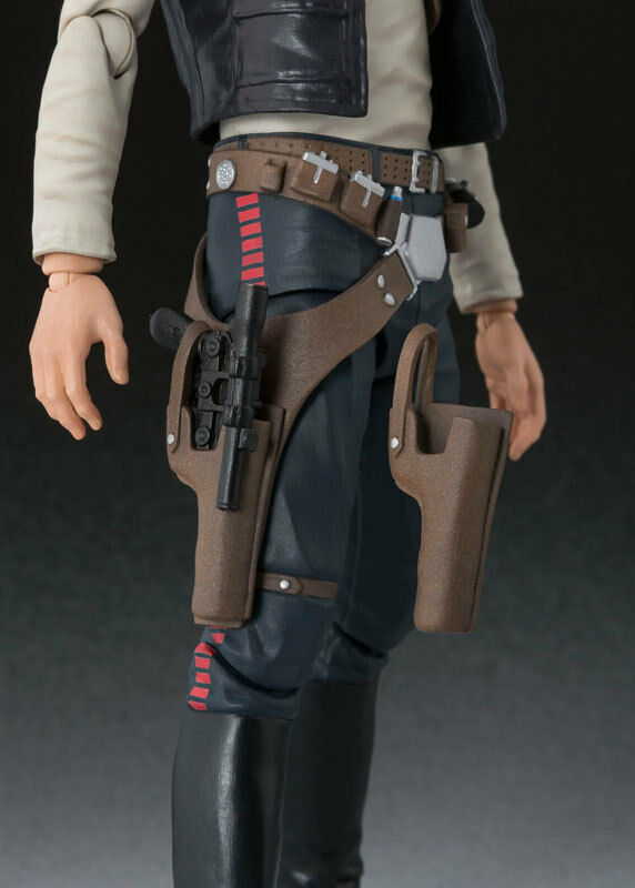 StarWars figurine : SH S.H. Figuarts Star Wars Han Solo A NEW HOPE Bandai Japan NEW